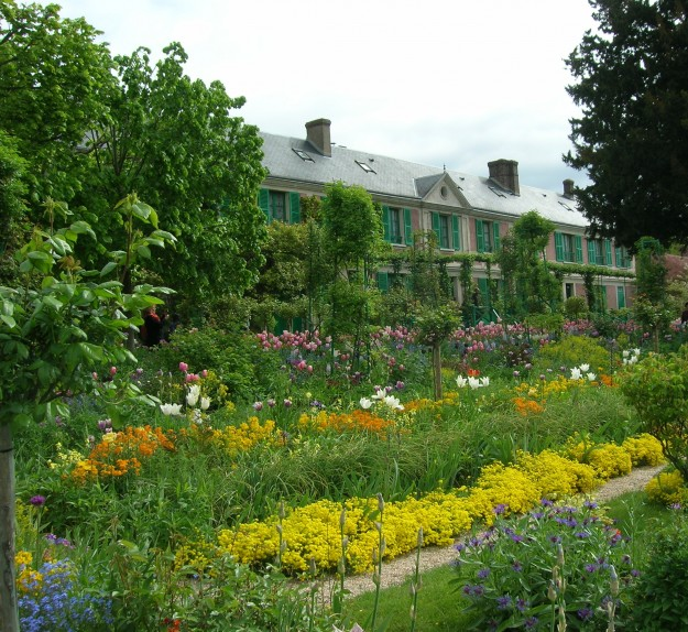 Photo les jardins de monet - Les jardins de monet ...