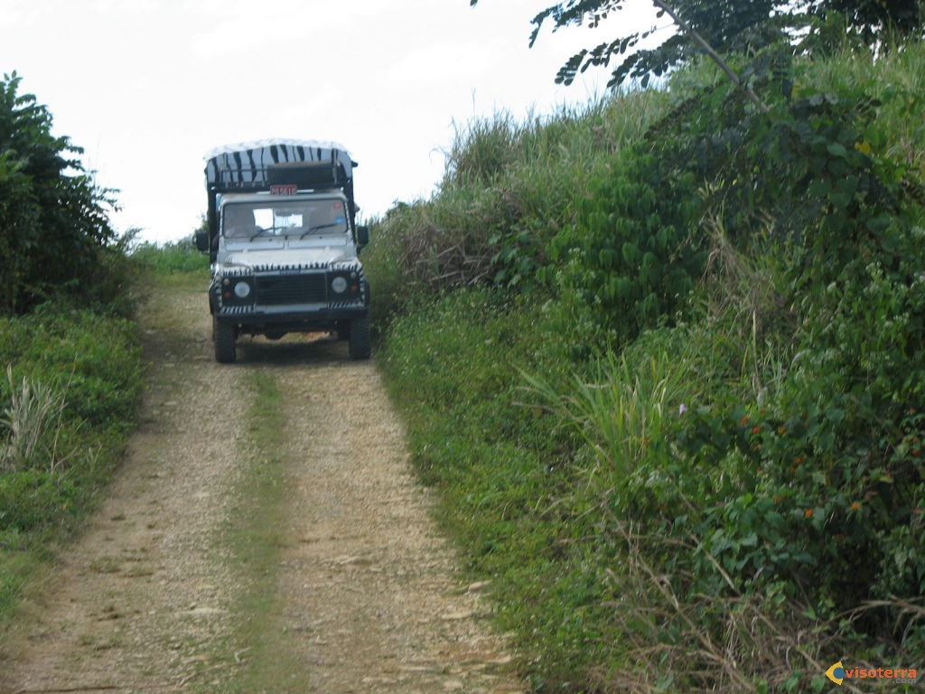 Excursion Safari Jeep dans les Montagnes