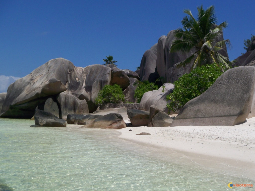 Anse source d'argent- La Digue