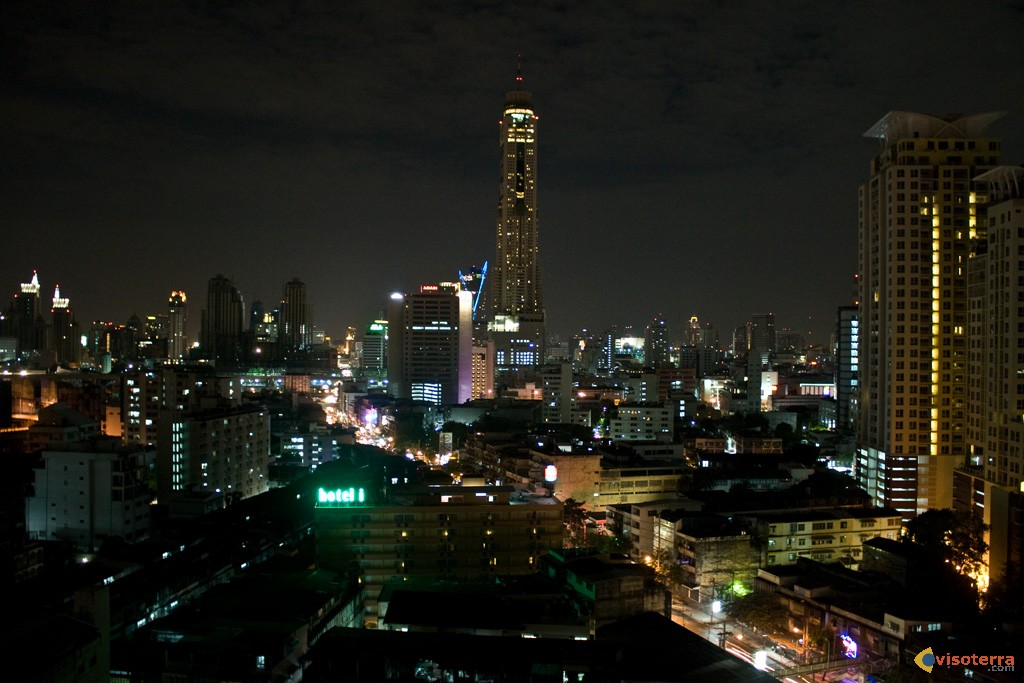 Bangkok's night
