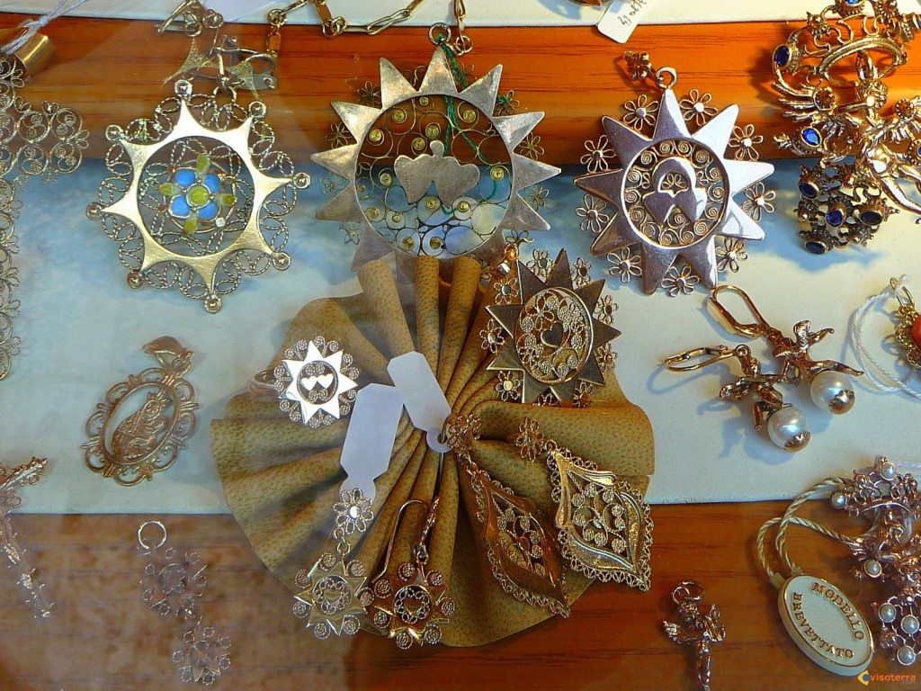 Bijoux traditionnels des Abruzzes