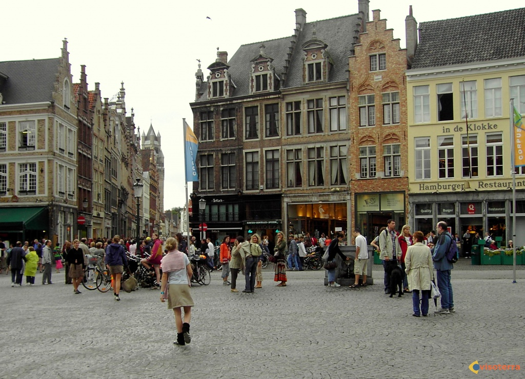 Brugges, Grand-Place