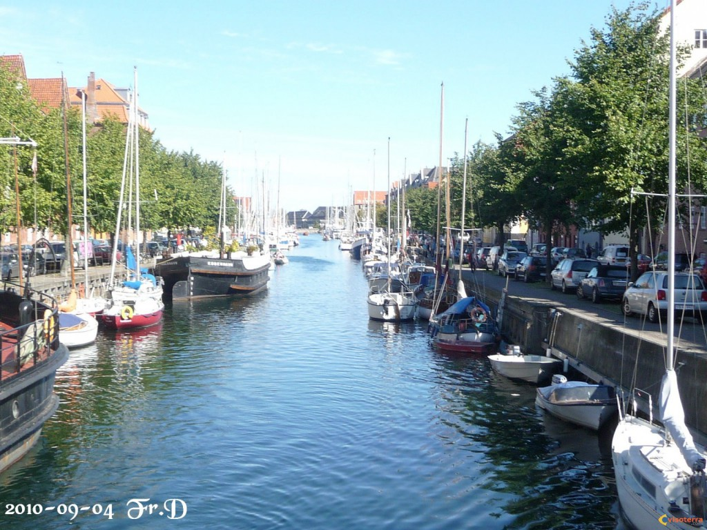 Copenhague, quelle belle ville!