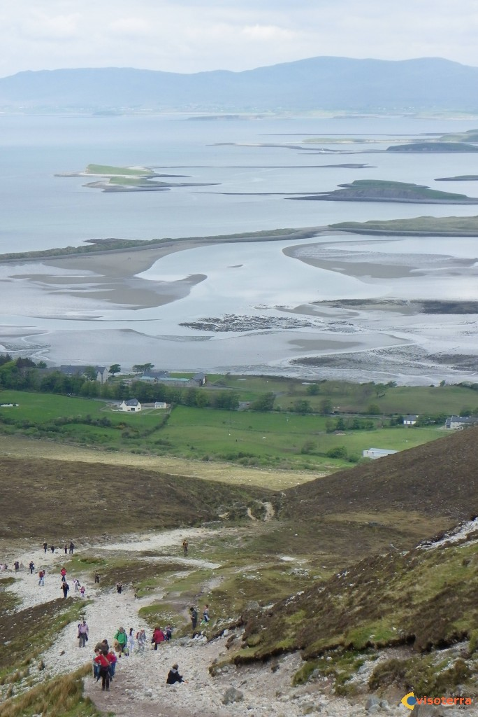 Croagh Patrick: Clew Bay