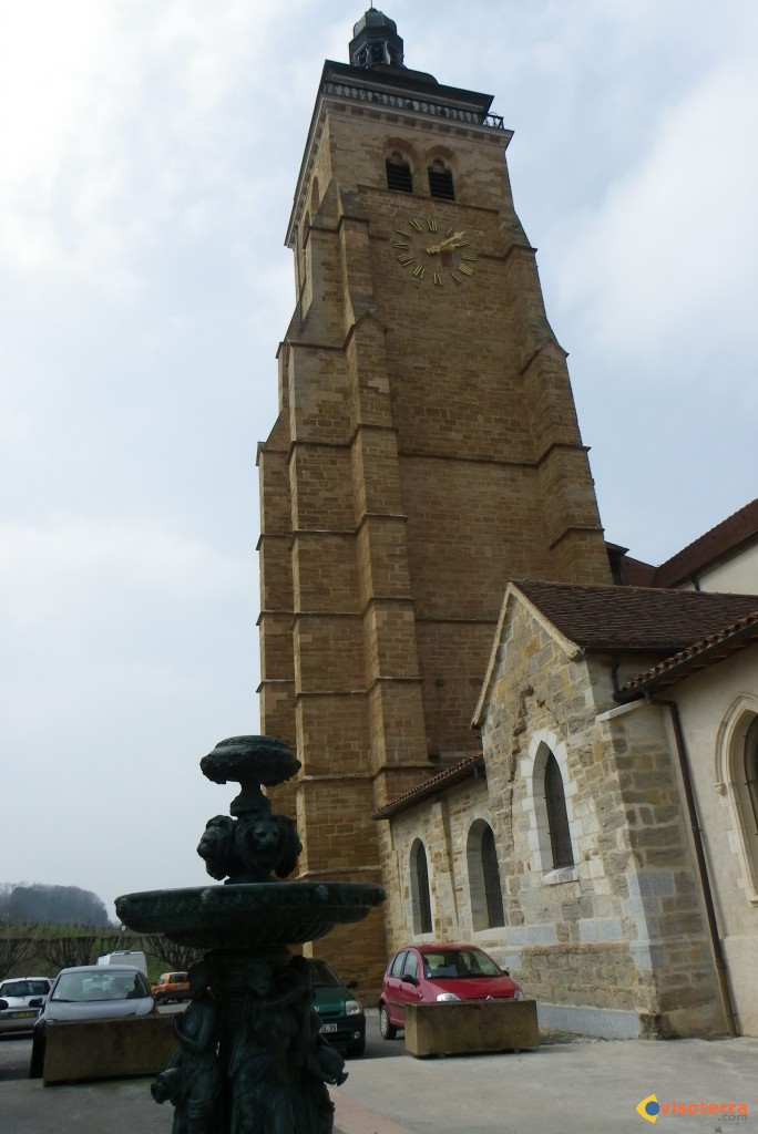 Eglise Saint-Just