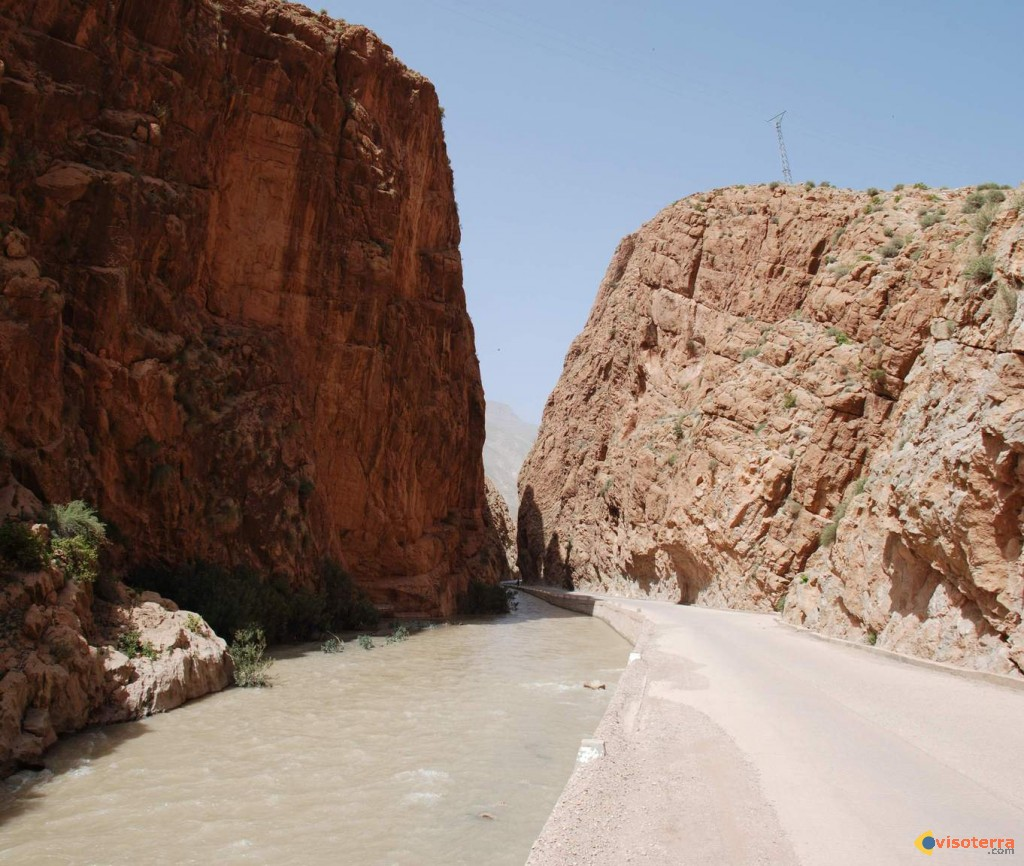 Gorges Dades