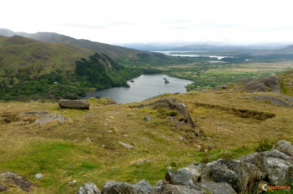 Healy Pass: Glanmore Lake