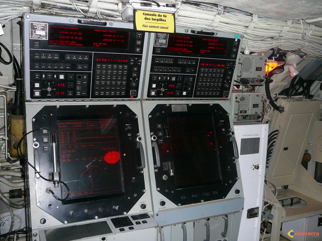 photo int rieur du sous marin On interieur sous marin