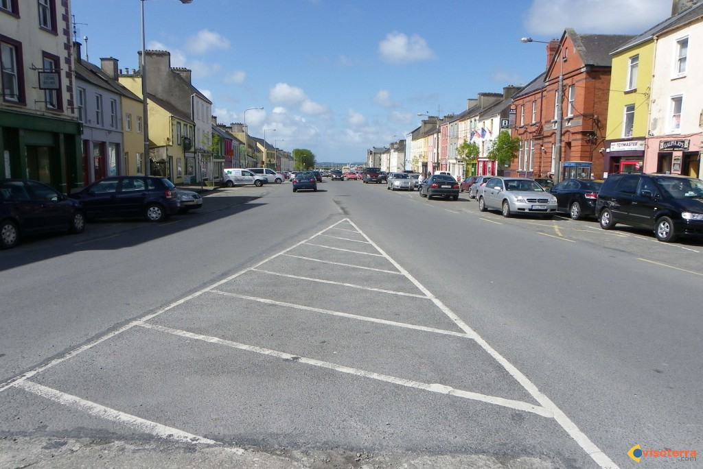 Kilrush: Frances Street
