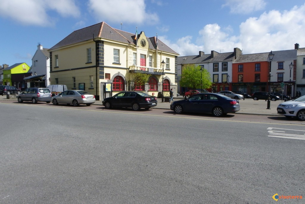 Kilrush: la place centrale