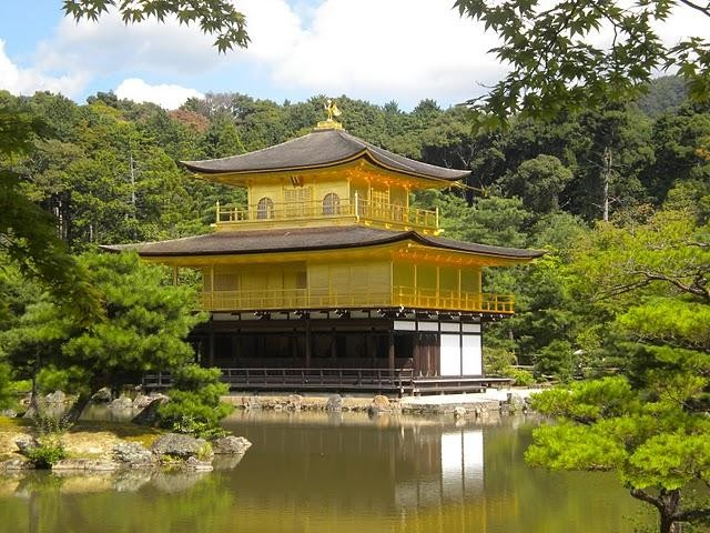 Kinkaku-ji, le temple du Pavillon d'or