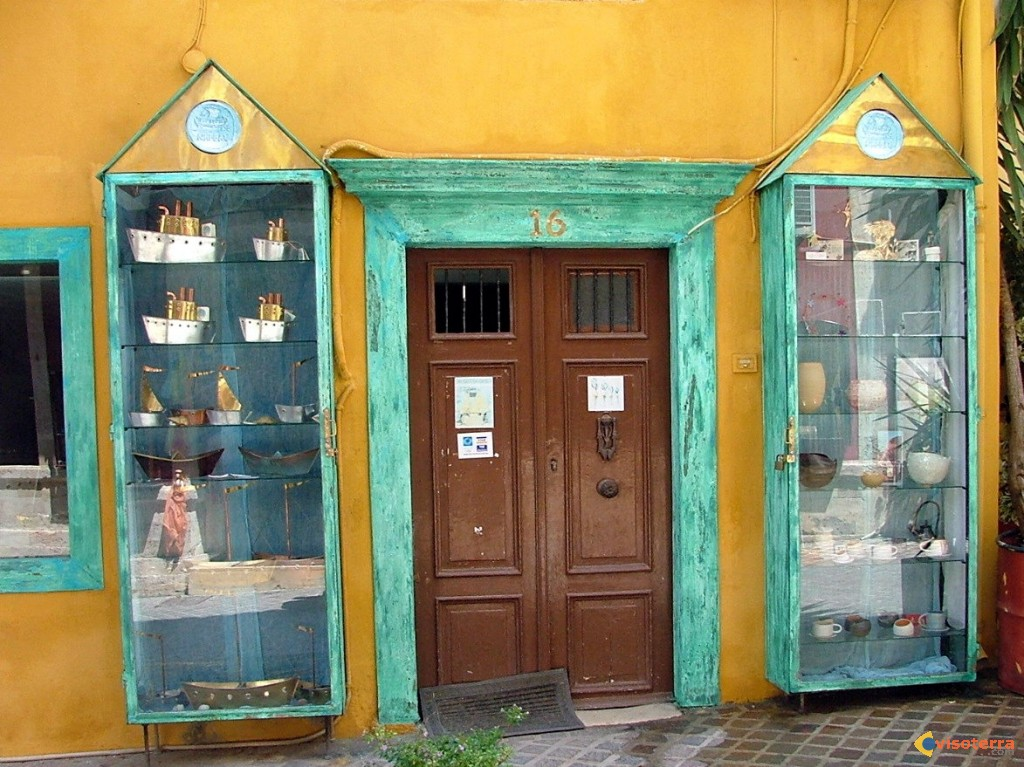 Chania, boutique