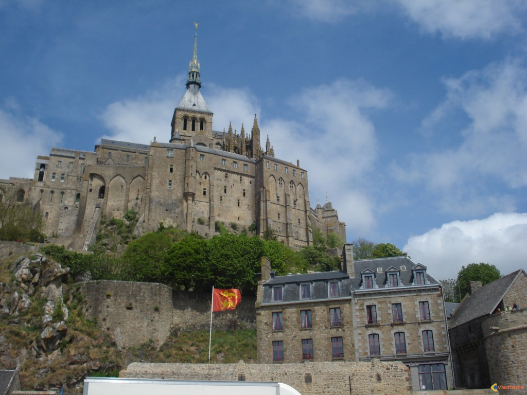 photo mont st michel