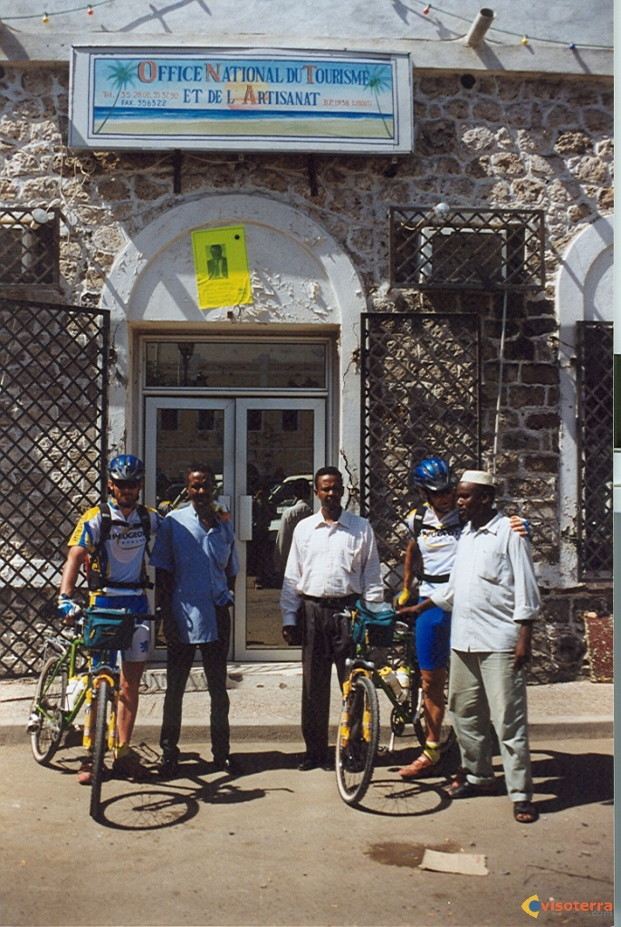 Photo office national du tourisme et de l 39 artisanat djibouti - Thollon les memises office du tourisme ...