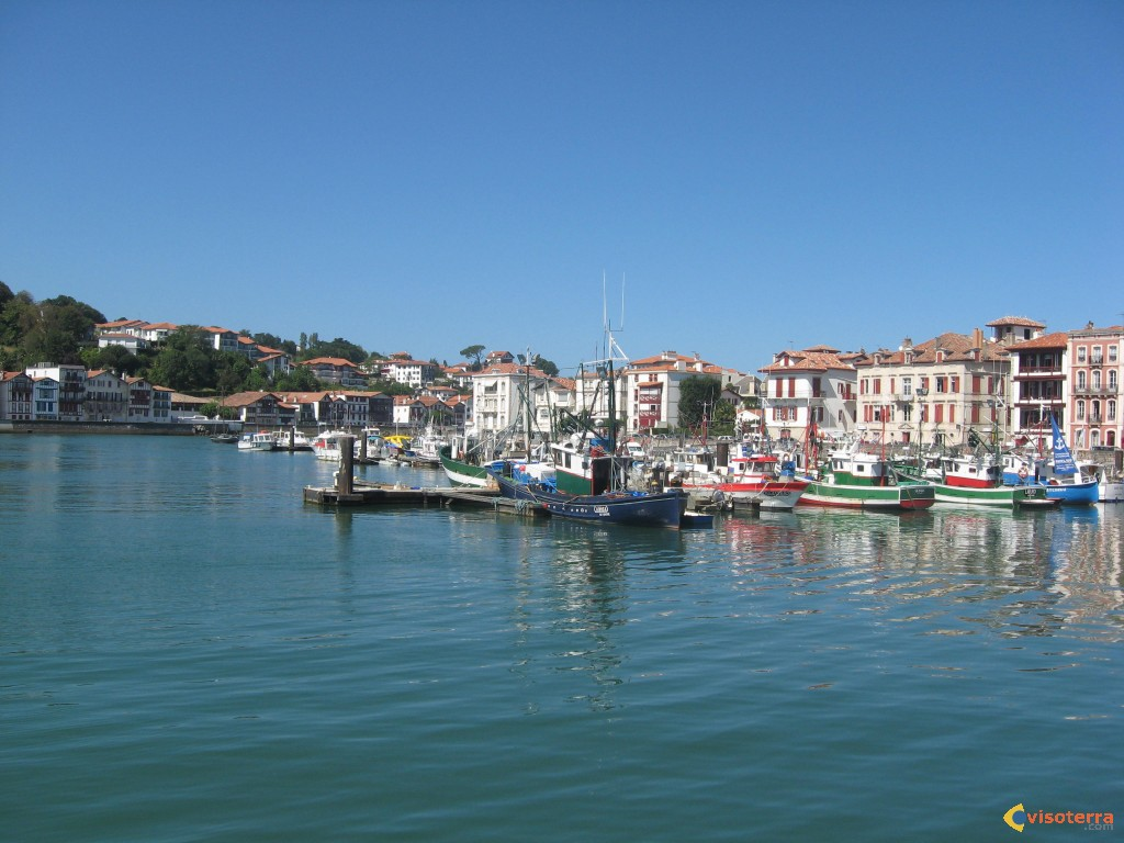 Port de Saint-Jean de Luz