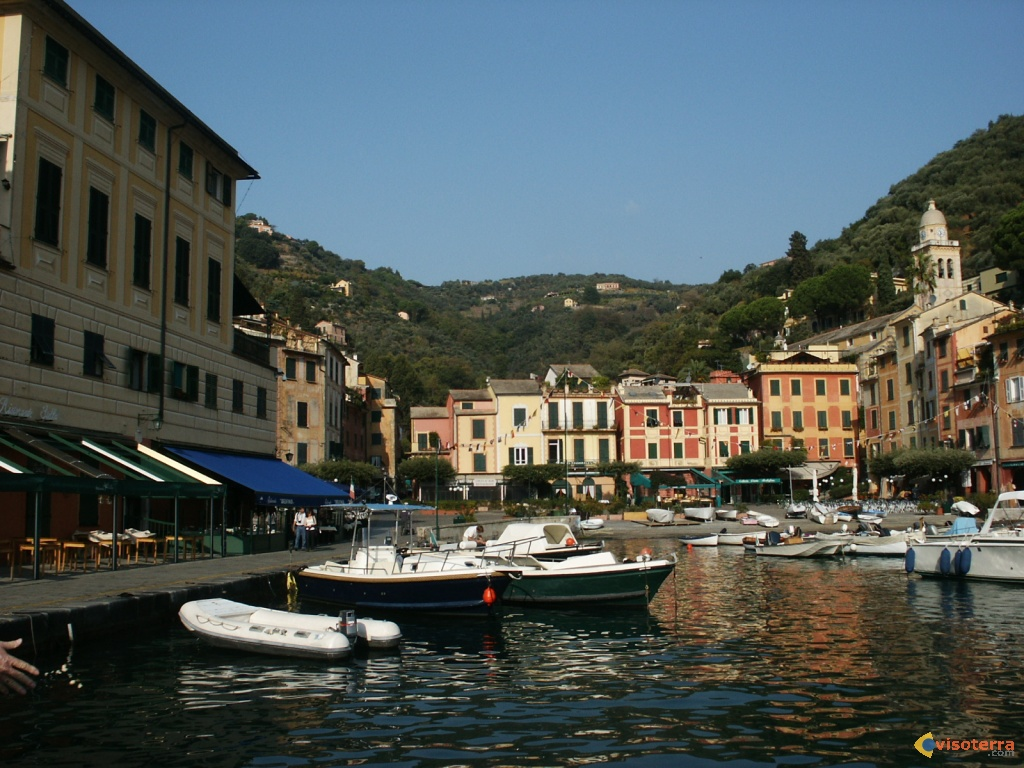 Portofino: le port