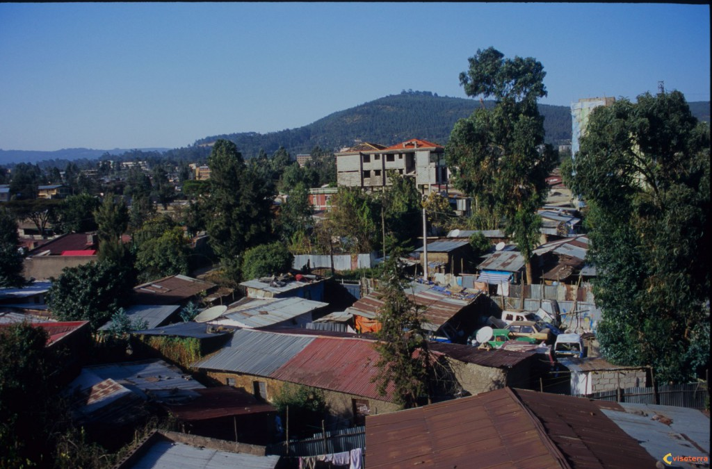 Quartier d'addis-Abeba