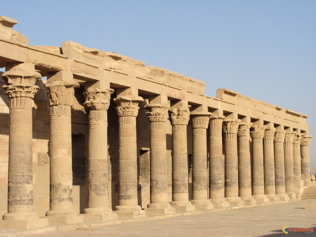 Temple d'Isis