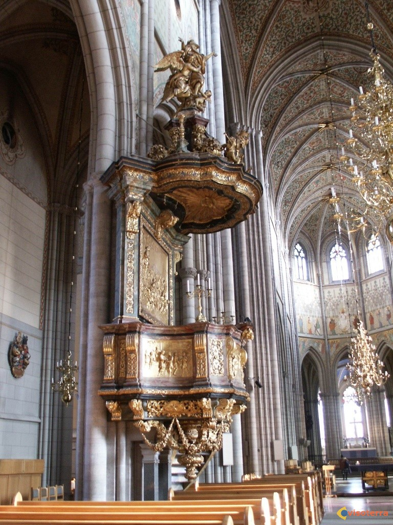 Chaire baroque