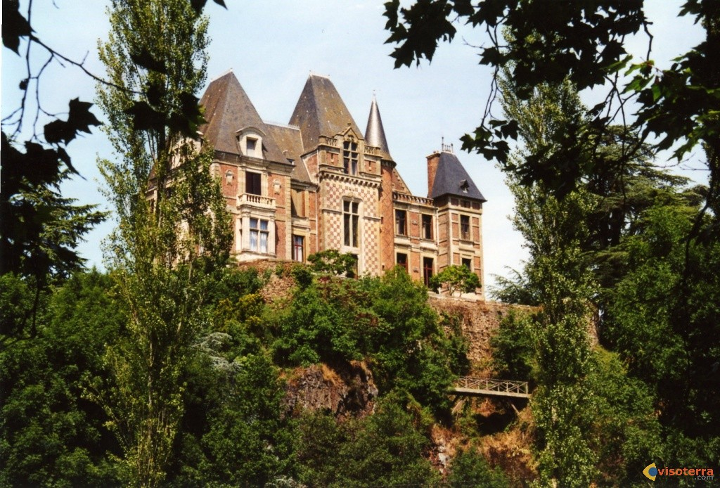 Château de Mesnil Glaise (Orne)