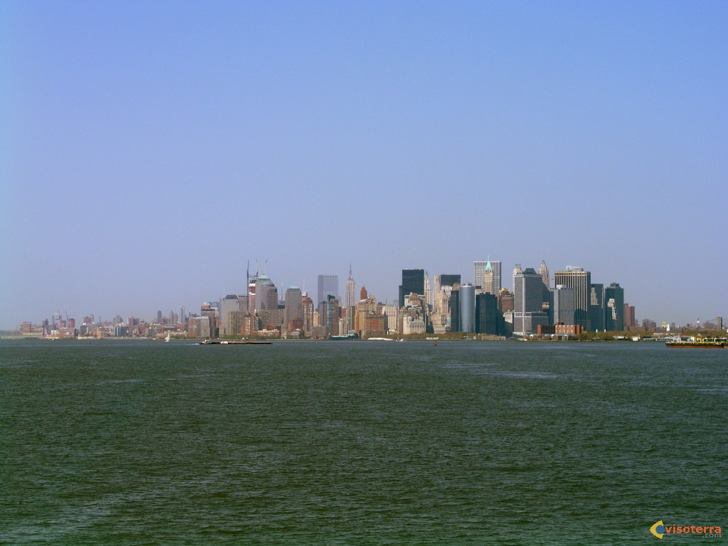 Vue de Manhattan