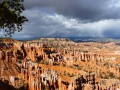 Bryce Canyon, couleur ocre
