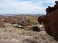 Calico Ghost Town vue d'ensemble