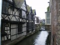 Canterbury,  anciennes maisons