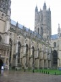 Canterbury, tours et pinacles
