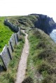 Cliffs of Moher: le chemin