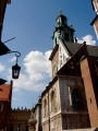 Cracovie-Chateau de Wawel