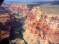 Grand Canyon survol