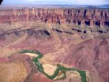 Grand Canyon vue d'avion