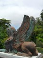 Le Sphinx du Jardin Tropical