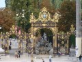 Nancy: fontaine Place Stanislas