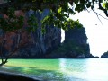 Plage Railay, Krabi