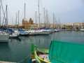 Port de plaisance de Msida Creek