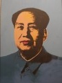 Collection permanente: Portrait de Mao