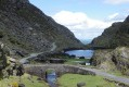 Killarney: le col du gap of Dunloe