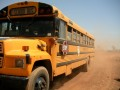 School Bus in Mali