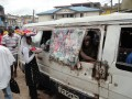 Freetown : transport en commun