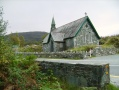 Eglise dans le parc national du Killarney