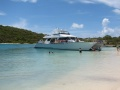 Aventure tropical avec Excellence Power Catamaran Cruises