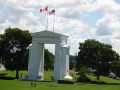 The Peace Arch (La Voute De La Paix)
