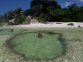 Anse source d'argent-La digue