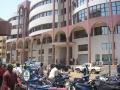 Bamako, le centre commercial