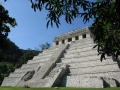 Palenque, le Temple des Inscriptions