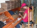 Fabrication de cigares à St Domingue