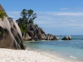 La Digue, plage paradisiaque