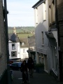 Les rues à Hay-on-Wye